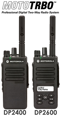 Motorola DP2400-2600