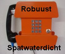 Telefoon-Robuust-IP67